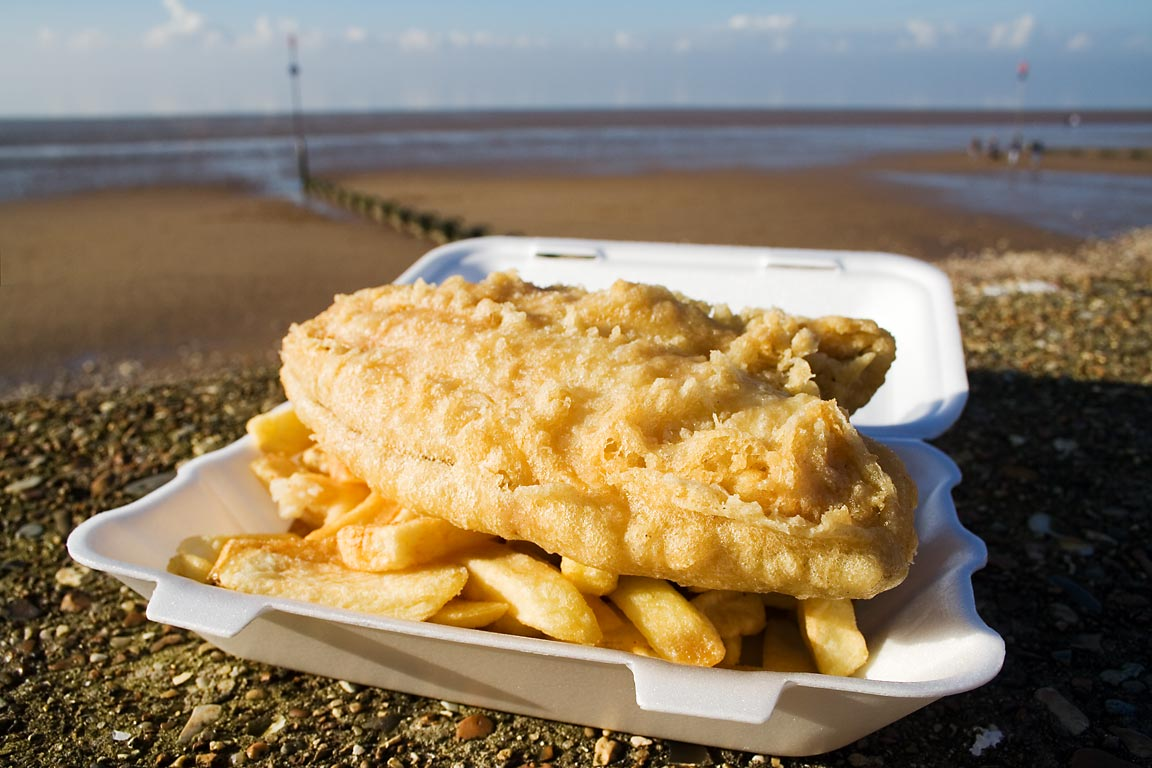 Facepunch food thread for Fish chips
