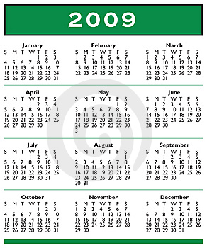Calendar 2009 free download 2014 uk